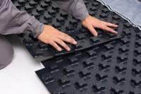 RYCHLÝ VIDEO návod na montáž podlahového topení REHAU