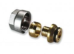Svěrné šroubení na potrubí PEX / PERT 14x2 - EK