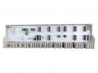 10 kanálová centrální jednotka ALPHA STANDARD 24V / 230V (regulace podlahové topení TOP HEATING)