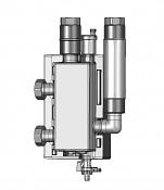 MEIBES MHK 25 Anuloid - Hydraulický stabilizátor tlaků s vyhýbkou