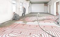 Potrubí pro podlahové topení REHAU RAUTHERM S 17x2