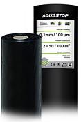 Separační folie PE AQUASTOP Top Heating PREMIUM / Role 100 m2 (podlahové topení)