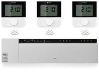 Bezdrátový pokojový termostat ALPHA 2 pro regulaci podlahového topení