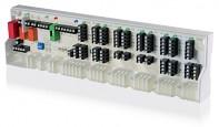 6 kanálová centrální jednotka ALPHA STANDARD 24V / 230V (regulace podlahové topení)