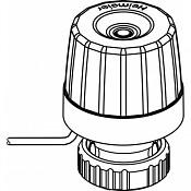 Elektrotermický pohon EMOtec 230 V / NC pro rozdělovače podlahového vytápění