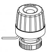 Elektrotermický pohon EMOtec 230 V / NO pro rozdělovače podlahového vytápění