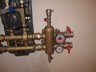 IVAR Anuloid HVDT Hydraulický vyrovnávač tlaků