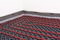 Podlahové topení REHAU - SYSTÉMOVÁ DESKA INSTLACE