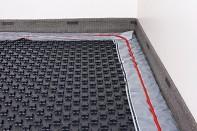 Podlahové topení REHAU - SYSTÉMOVÉ DESKY MONTÁŽ