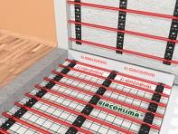 Trubka PE-X pro teplovodní podlahové vytápění 17x2 DIFUSTOP 240m a topné systémy