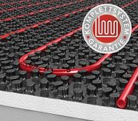 Potrubí PE-Xcellent 17 x 2 mm, materiál zesíťovaný polyetylén s vnitřní kyslíkovou bariérou pro podlahové topení