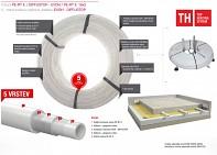 Potrubí DIFFUSTOP - EVOH 17x2, 200m (teplovodní podlahové topení)