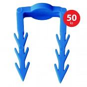 Příchytka kabelu pro elektrické podlahové topení VELKÁ 50ks