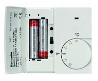 Snímač prostorový Radiocontrol F bez přepínače provozního módu - regulace podlahového topení