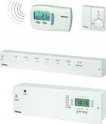 Snímač prostorový Radiocontrol F - regulace podlahového topení