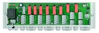 Radiocontrol F - 8 kanálová centrální jednotka s týdenními digitálními hodinami - regulace podlahového topení
