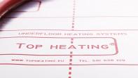 5-ti vrstvá THERMO fólie TOP HEATING.DE pro podlahové topení 50m2