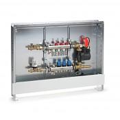 Mísící sada Rehau HKV / HKV-D ErP pro rozdělovače podlahového topení