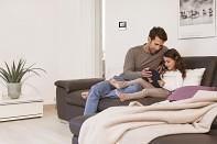 Rozvaděč pro regulaci REHAU Nea Smart 24V (podlahové topení)