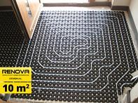 SET 10m2 RENOVA ORIGINAL (Německo) podlahové topení