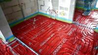 Podlahové topení svépomocí - instalace zákazník Ostrava
