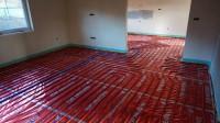 Podlahové topení svépomocí - instalace zákazník Olomouc