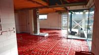 Podlahové topení svépomocí - instalace zákazník Liberec