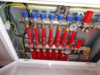 Podlahové topení svépomocí - instalace zákazník Teplice