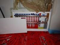 Podlahové topení svépomocí - instalace zákazník Rakovník