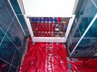 Podlahové topení svépomocí - instalace zákazník Třinec