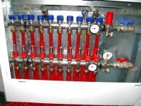Podlahové topení svépomocí - instalace zákazník Pohořelice