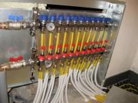 Podlahové topení svépomocí - instalace zákazník Strání