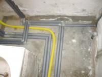 Podlahové topení svépomocí - instalace zákazník Kyjov
