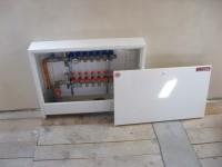 Podlahové topení svépomocí - instalace zákazník Vranov