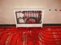 Podlahové topení svépomocí - instalace zákazník Rožnov pod Radhoštěm