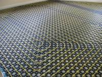 Podlahové topení svépomocí - instalace zákazník Karviná