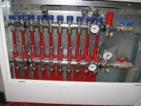 Podlahové topení svépomocí - instalace zákazník Poděbrady