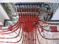 Podlahové topení svépomocí - instalace zákazník Velké Meziříčí