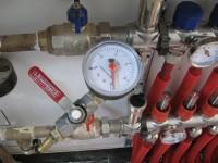 Podlahové topení svépomocí - instalace zákazník Opava