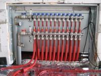 Podlahové topení svépomocí - instalace zákazník Rozvadov