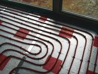 Podlahové topení svépomocí - instalace zákazník Pacov