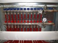 Podlahové topení svépomocí - instalace zákazník Bechyně