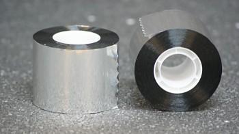 Metalická lepící páska pro spojování folií 55mm x 50m