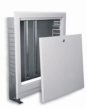 Skříň rozdělovače podlahového topení pod omítku P1 450