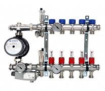 Rozdělovač ENGINE POWER - NEREZ 5 okruhů