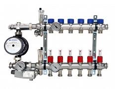 Rozdělovač ENGINE POWER - NEREZ 6 okruhů
