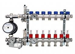 Rozdělovač ENGINE POWER - NEREZ 7 okruhů
