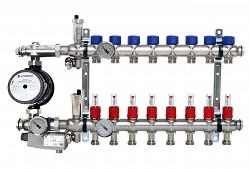 Rozdělovač ENGINE POWER - NEREZ 8 okruhů