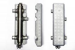 Anuloid HVDT Hydraulický vyrovnávač tlaků - Včetně izolace