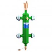 "CALEFFI Anuloid - Hydraulický vyrovnávač tlaků 1"""